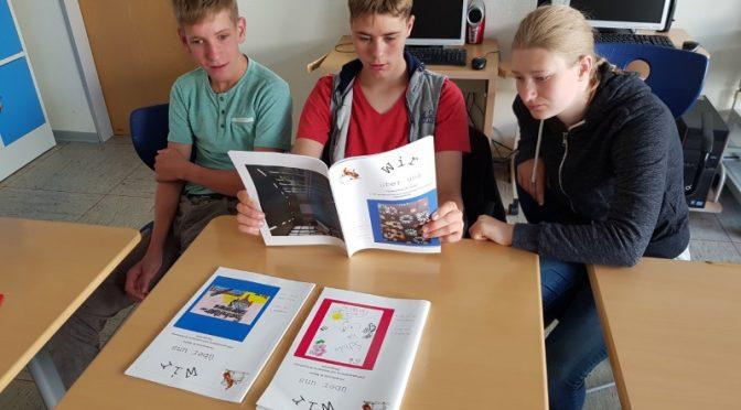 St. Martin Foerderschule Schülerzeitung