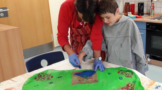 Klasse Lambrich/Wendel: gestalten und lernen